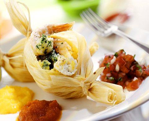 Cocina mexicana tradicional 3 for Cocina de deconstruccion