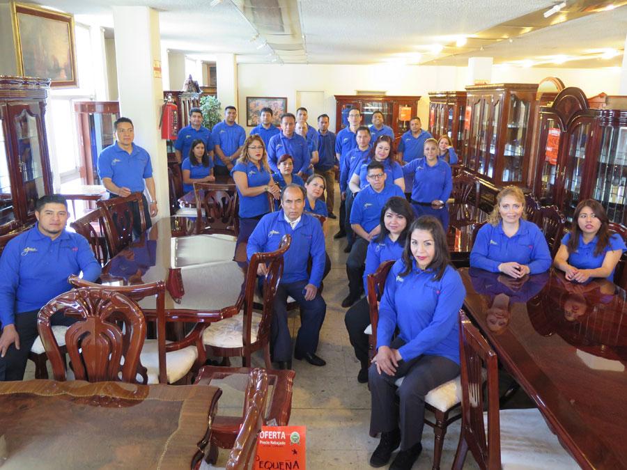 Antigua galeria del mueble nuestro equipo de profesionales - Galeria del mueble ...