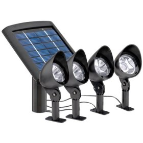 Green in productos sustentables - Lamparas solares para exteriores ...