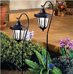 Green in lamparas solares - Lamparas solares para jardin ...