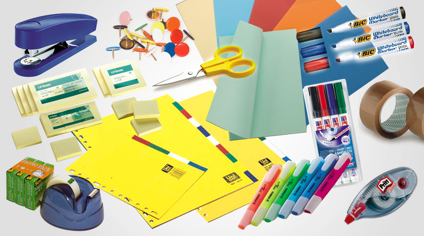 Papeler a gaspe art culos escolares oficina for Utiles de oficina